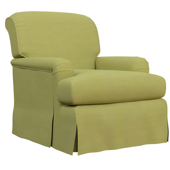 Estate Linen Green Longford Chair