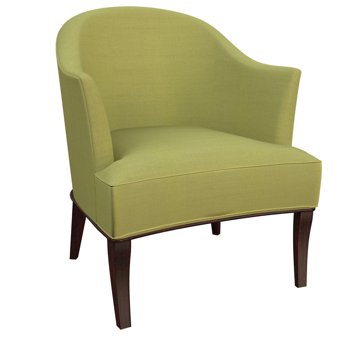 Estate Linen Green Lyon Chair