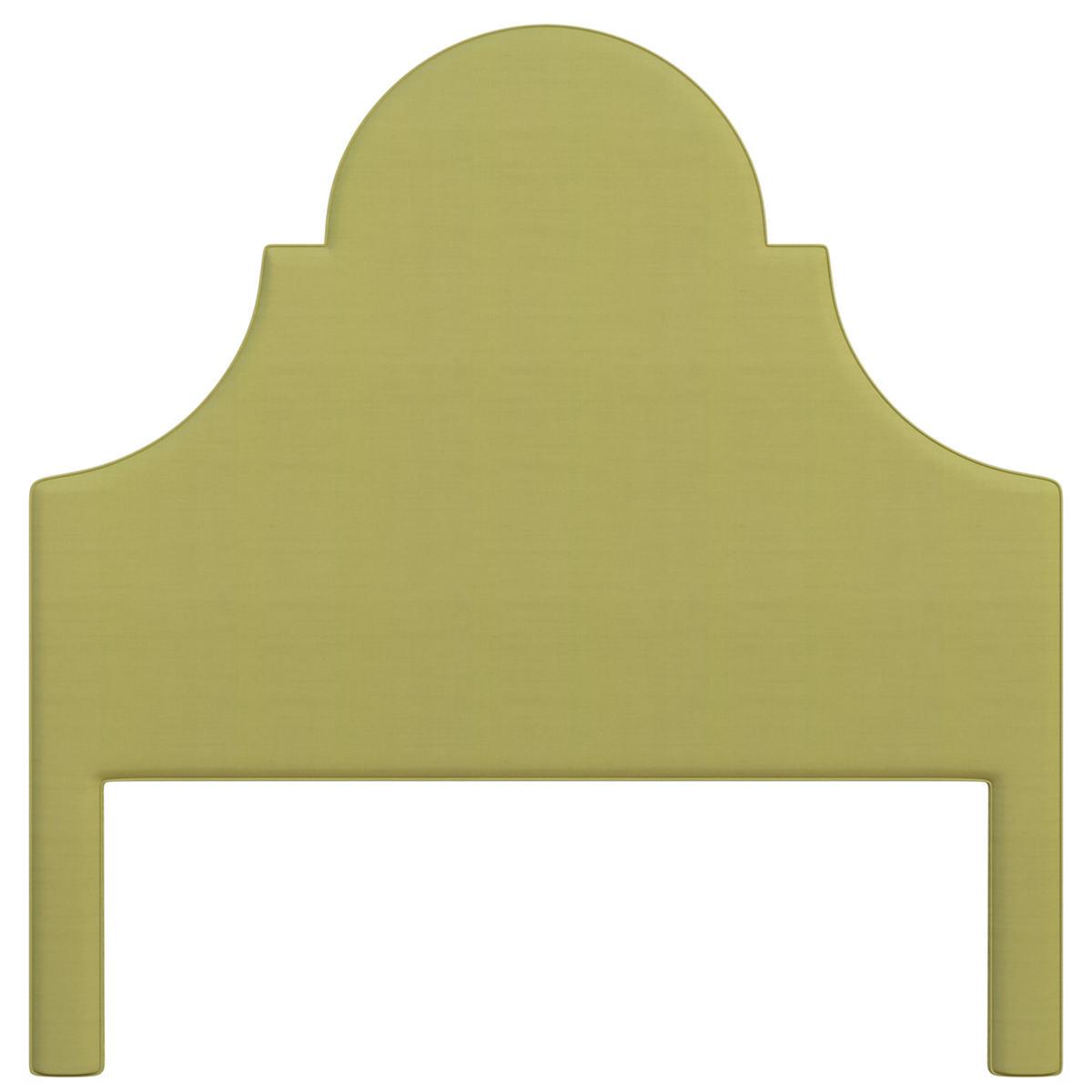 Estate Linen Green Montaigne Headboard