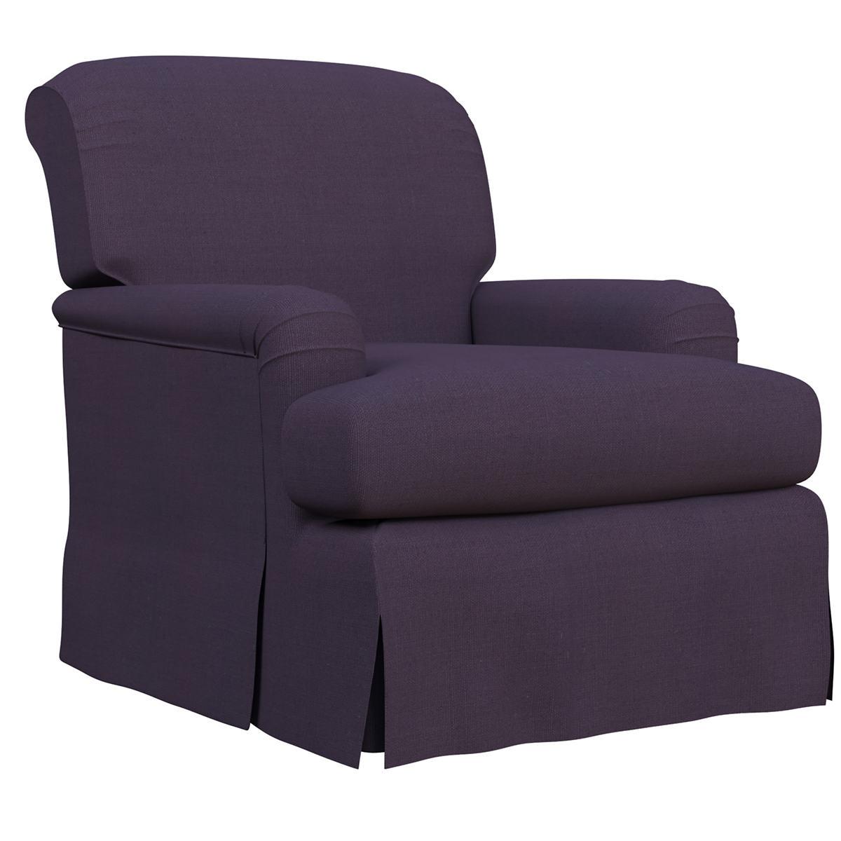 Estate Linen Indigo Longford Chair