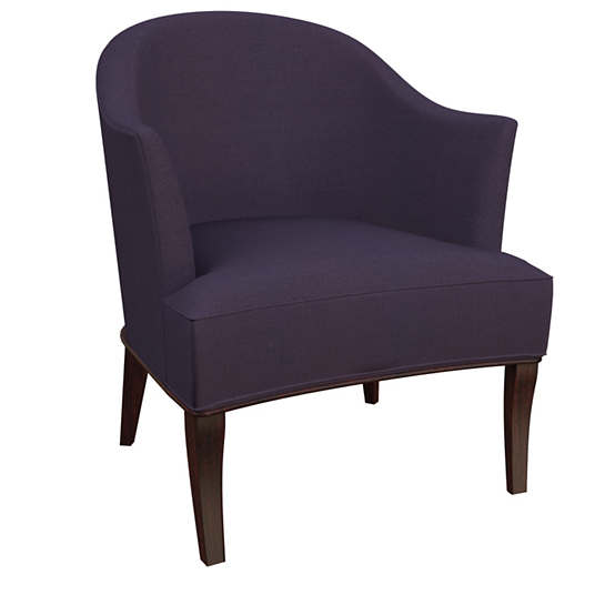 Estate Linen Indigo Lyon Chair