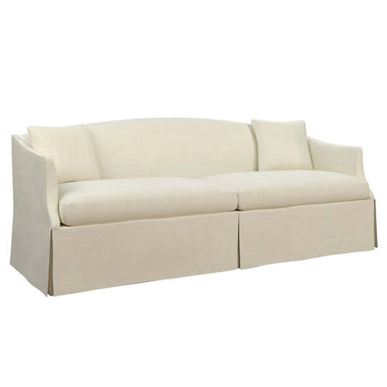 Estate Linen Ivory Avignon Sofa