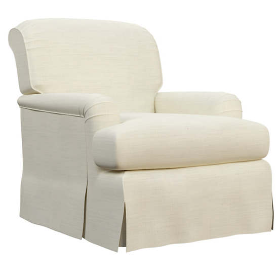 Estate Linen Ivory Longford Chair