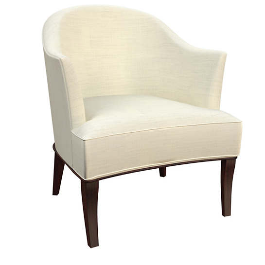Estate Linen Ivory Lyon Chair