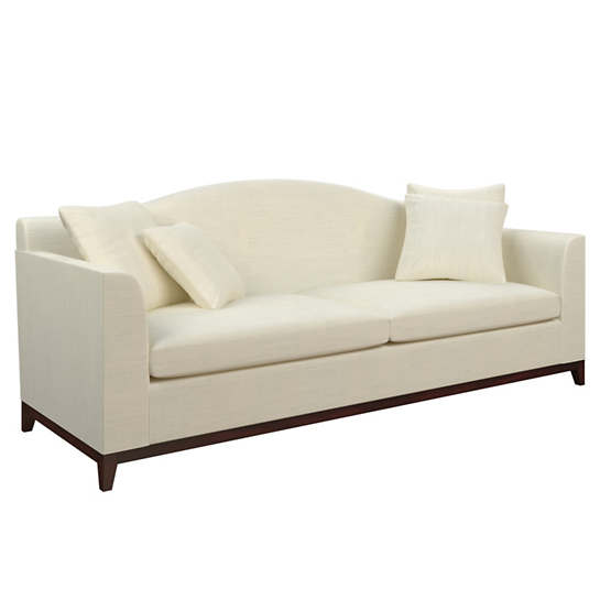 Estate Linen Ivory Marseille Sofa