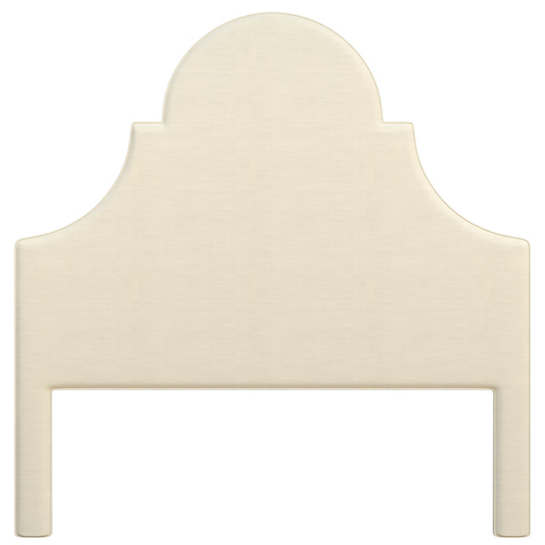 Estate Linen Ivory Montaigne Headboard