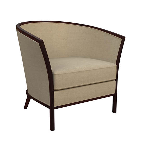 Estate Linen Natural Bijou Chair
