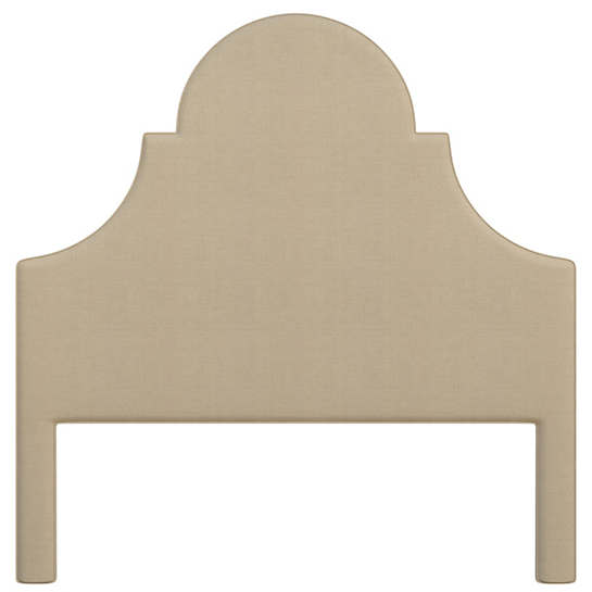 Estate Linen Natural Montaigne Headboard