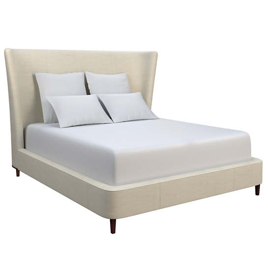 Estate Linen Pearl Grey Boulevard Bed