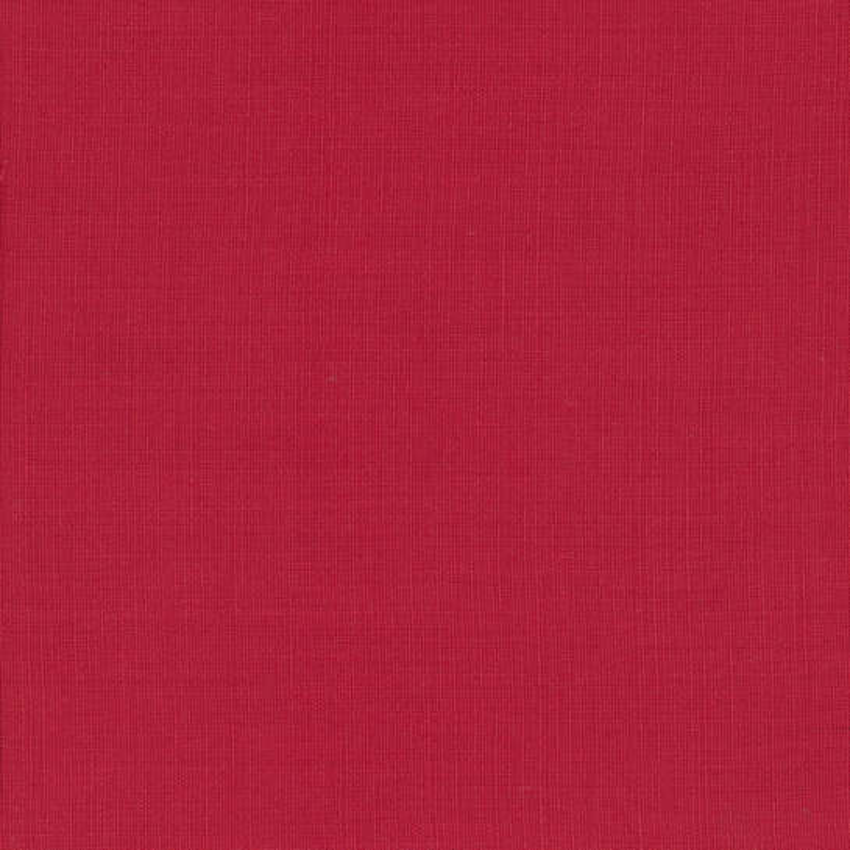 Estate Linen Red Fabric