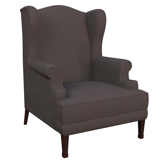 Estate Linen Shale Lismore Chair
