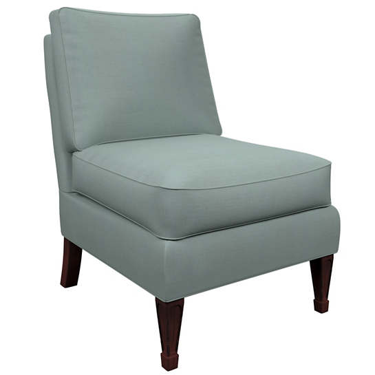 Estate Linen Sky Eldorado Chair