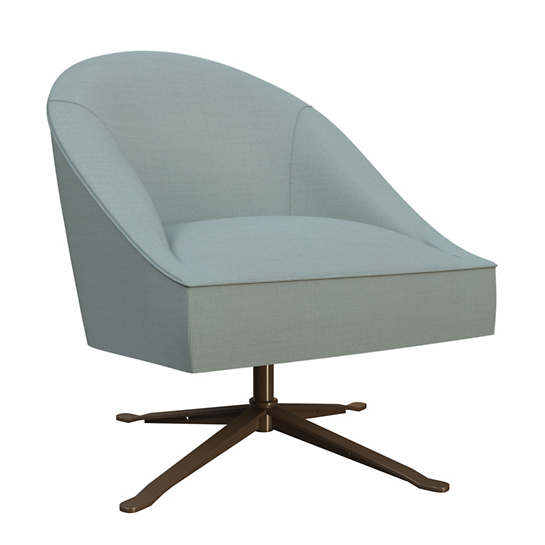 Estate Linen Sky Embrace Chair