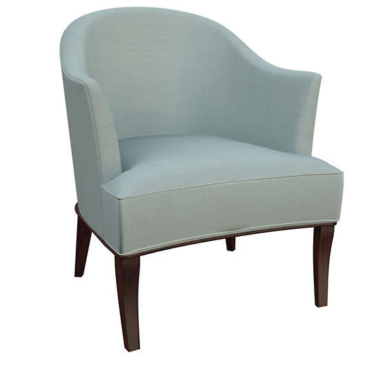 Estate Linen Sky Lyon Chair