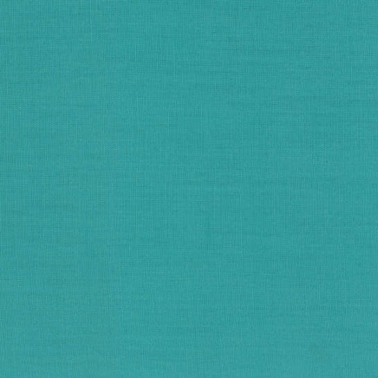 Estate Linen Turquoise Fabric