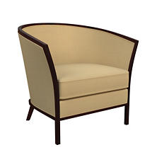 Estate Linen Wheat Bijou Chair