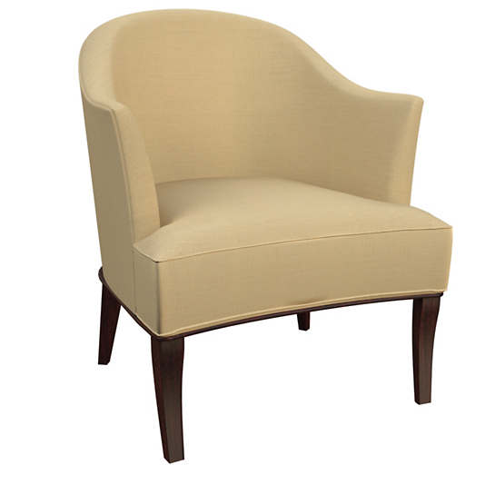 Estate Linen Wheat Lyon Chair