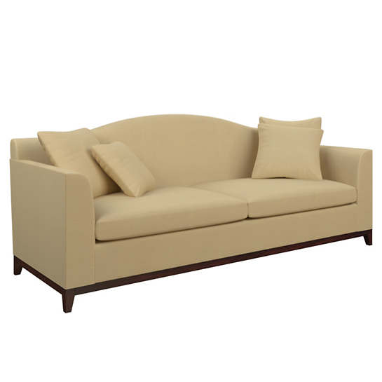 Estate Linen Wheat Marseille Sofa