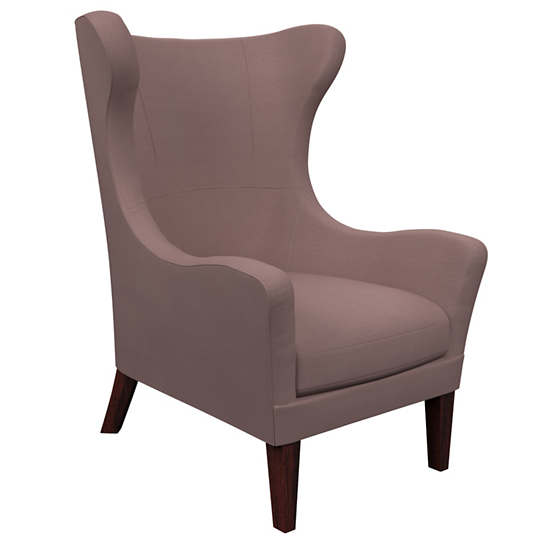Estate Linen Zinc Mirage Tobacco Chair