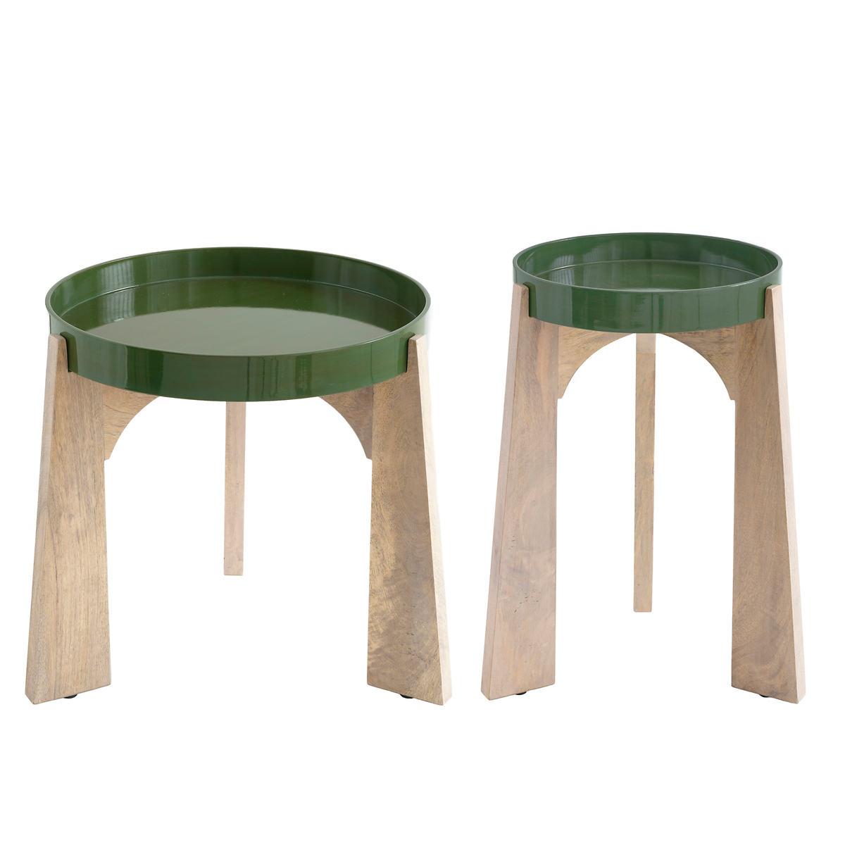 Evergreen Modular Side Table