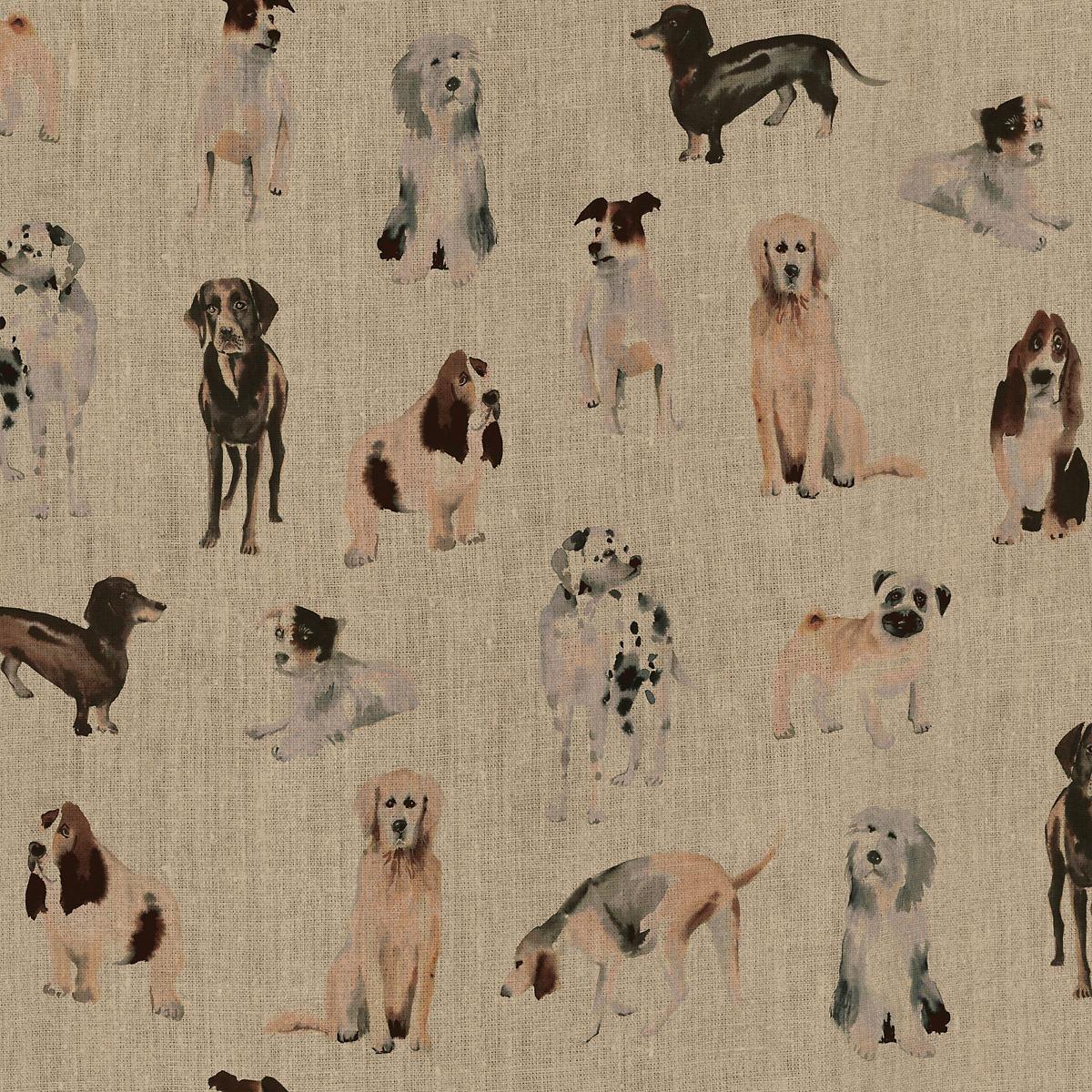 Woof Fabric