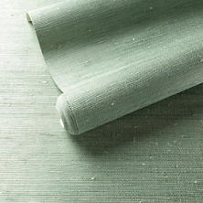Fiji Eucalyptus Grasscloth Wallpaper