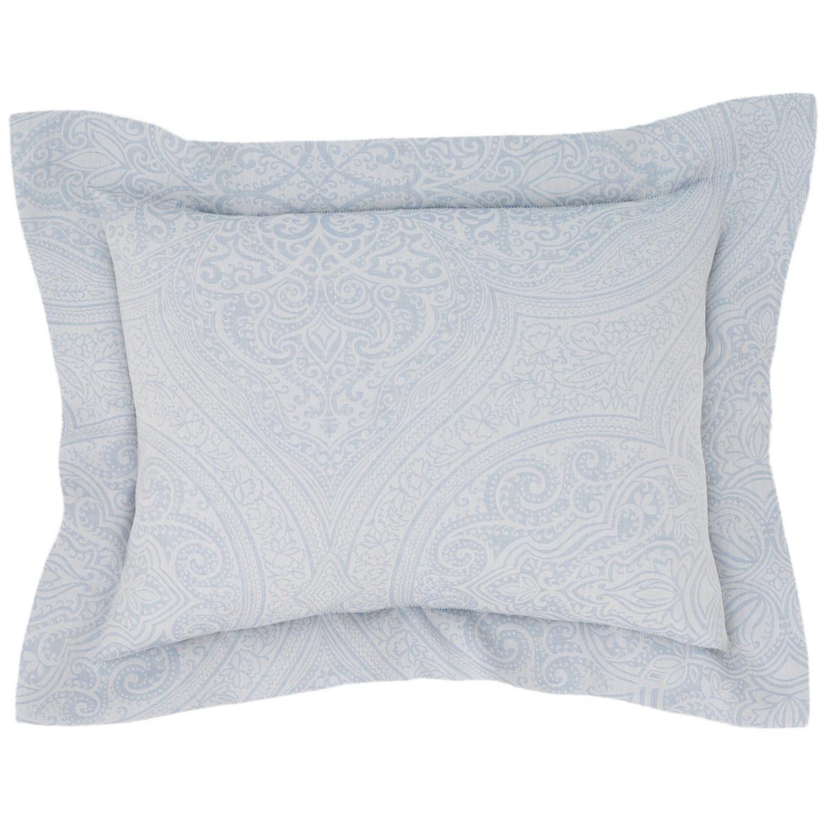 Firenze Delphinium Decorative Pillow