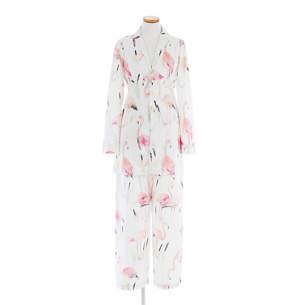 edf4ac2cc Flamingos Shirt Tail Pajama
