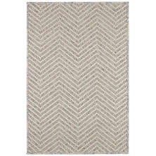 Fleetwood Grey Indoor/Outdoor Custom Rug