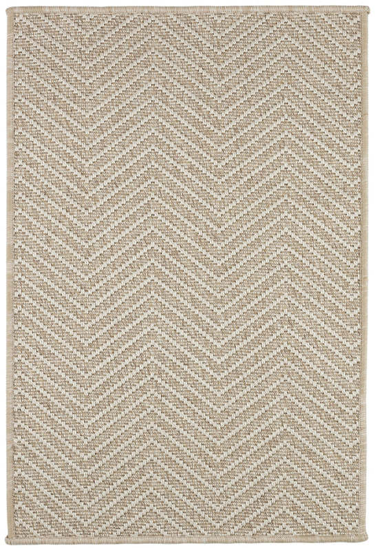 Fleetwood Wheat Indoor/Outdoor Custom Rug