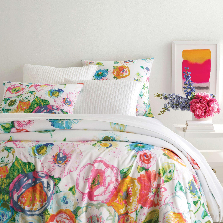 Floral Designer Bed 1