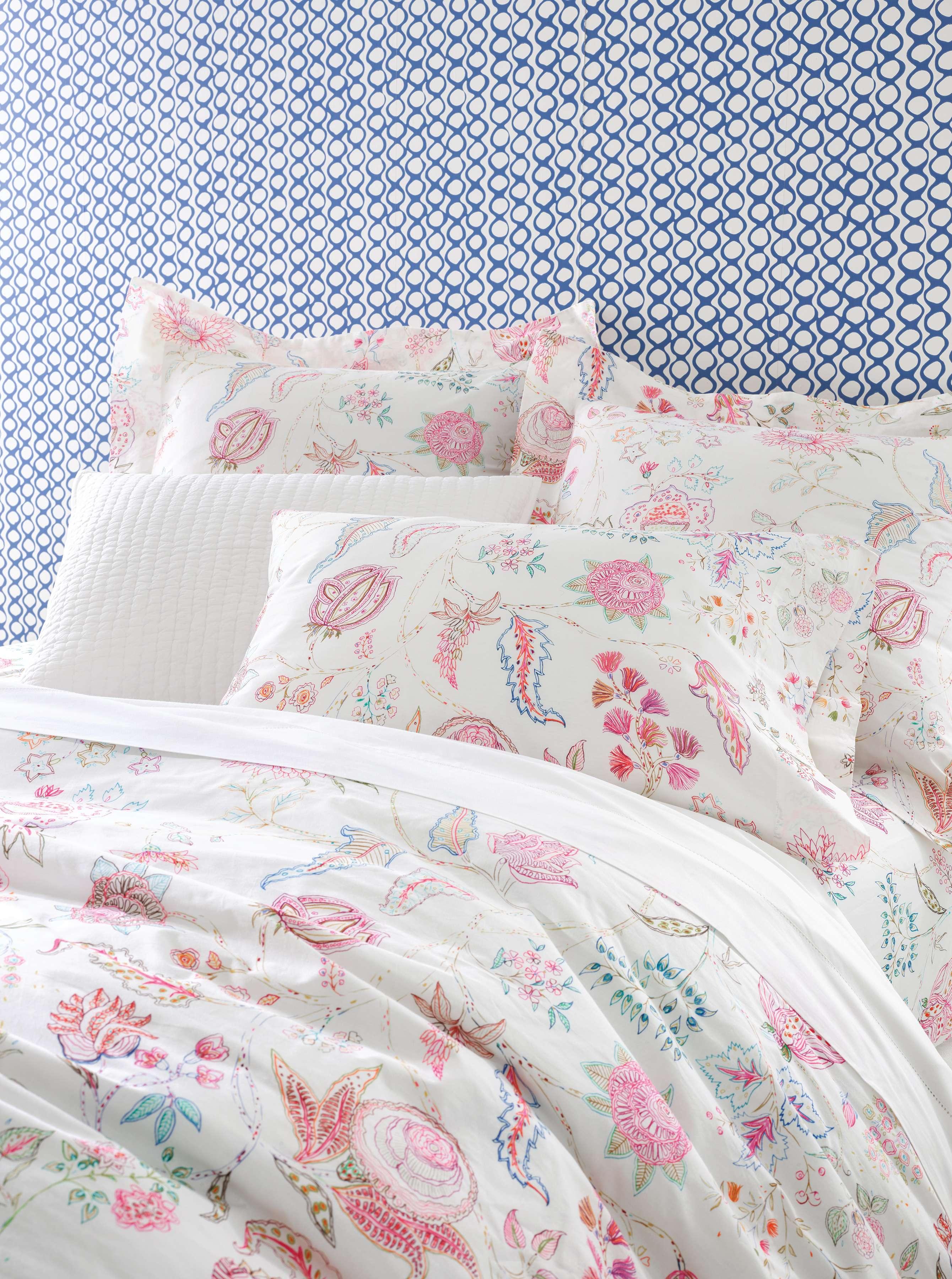 Floral Designer Bed 2