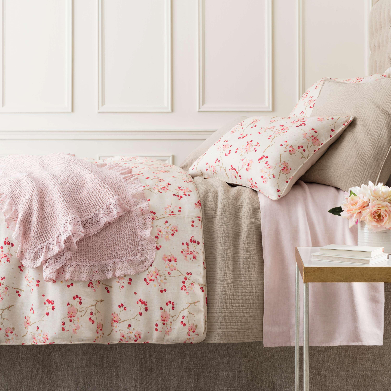 Floral Designer Bed 5