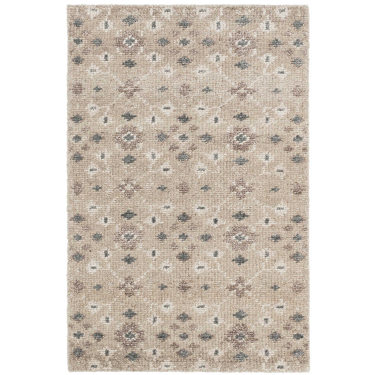 Florence Hand Knotted Cotton Rug | Dash