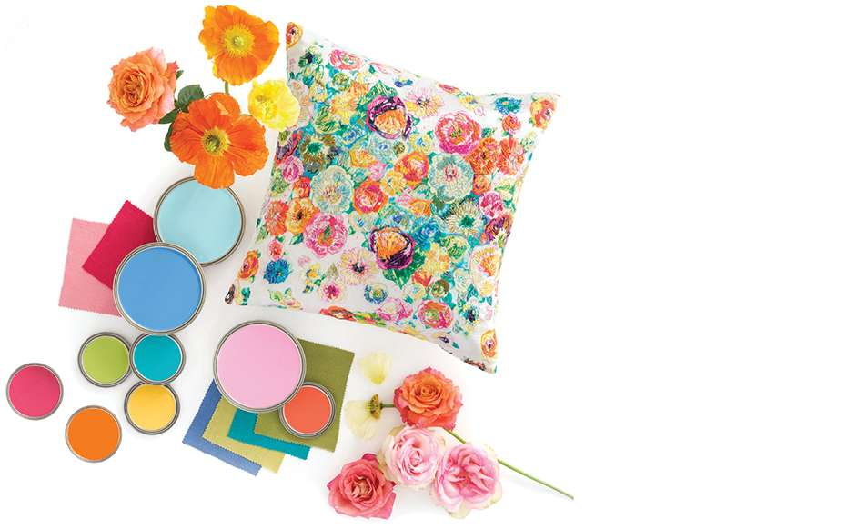 Flower Shower Collection