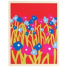 Flower Field Art