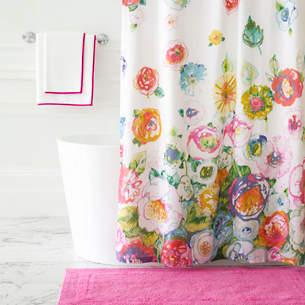 Shower Curtains And Bathroom Decor