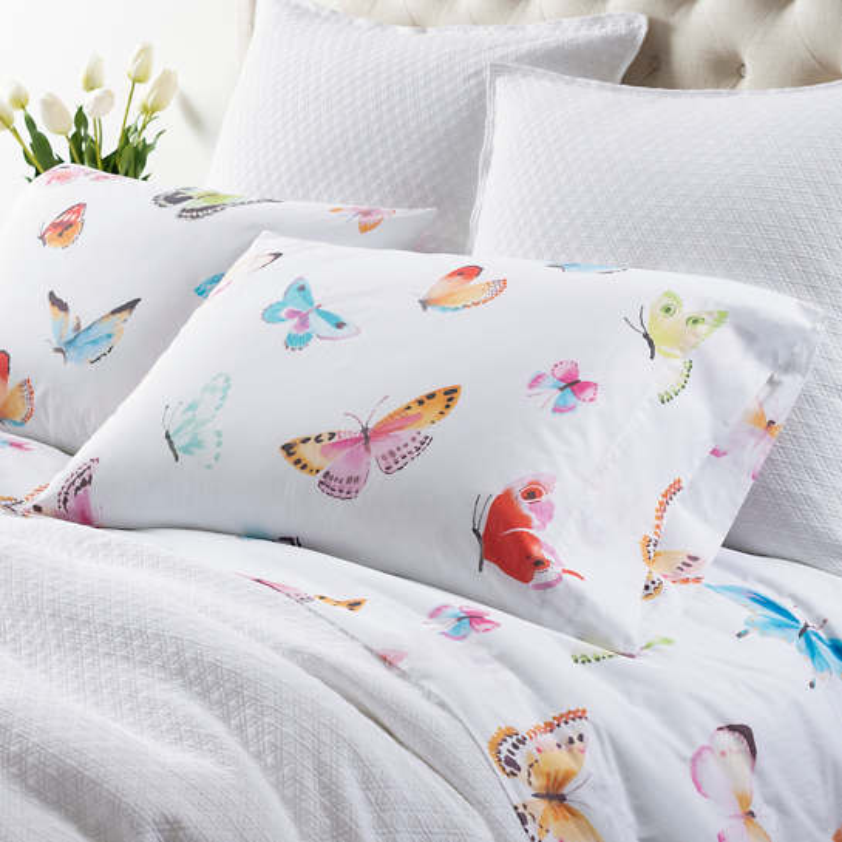 Flutter Pillowcases