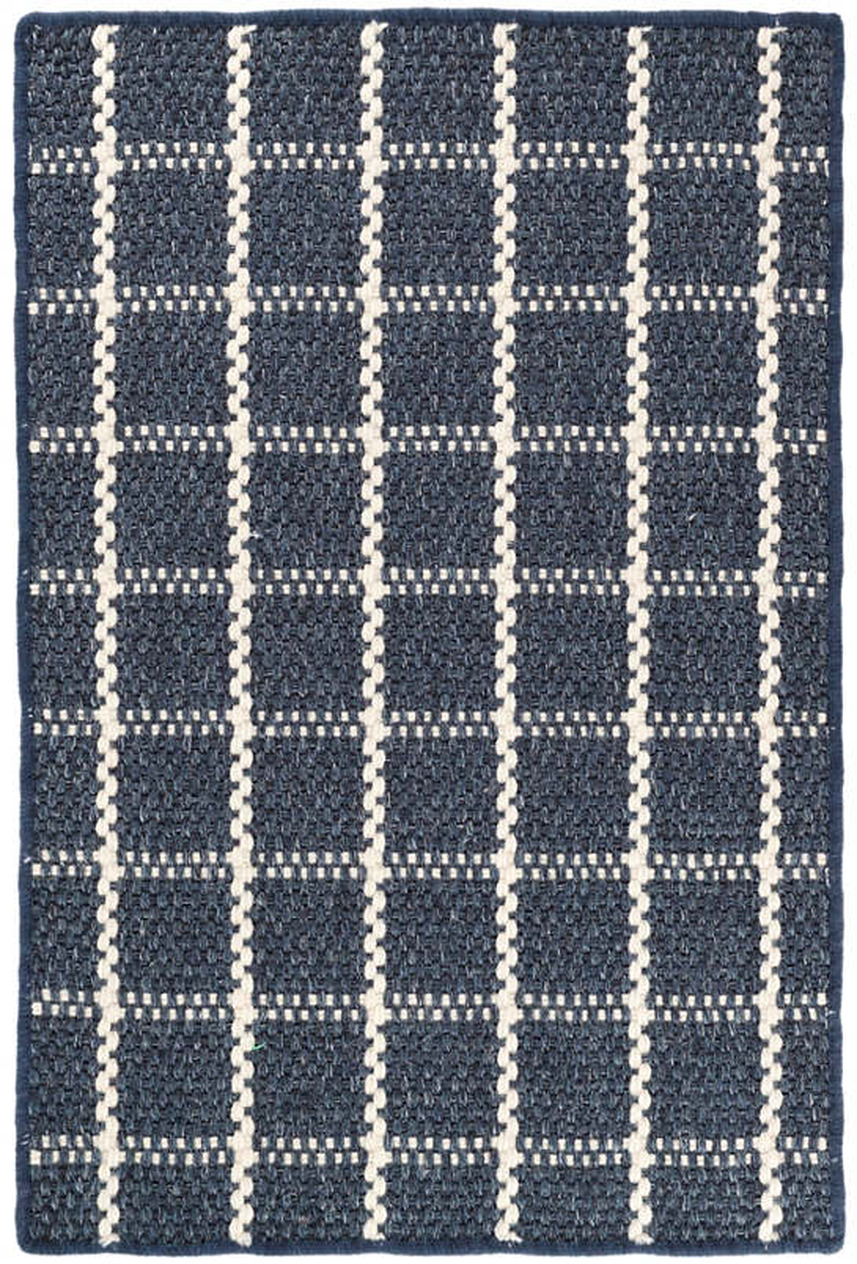 Framework Indigo Woven Sisal Rug
