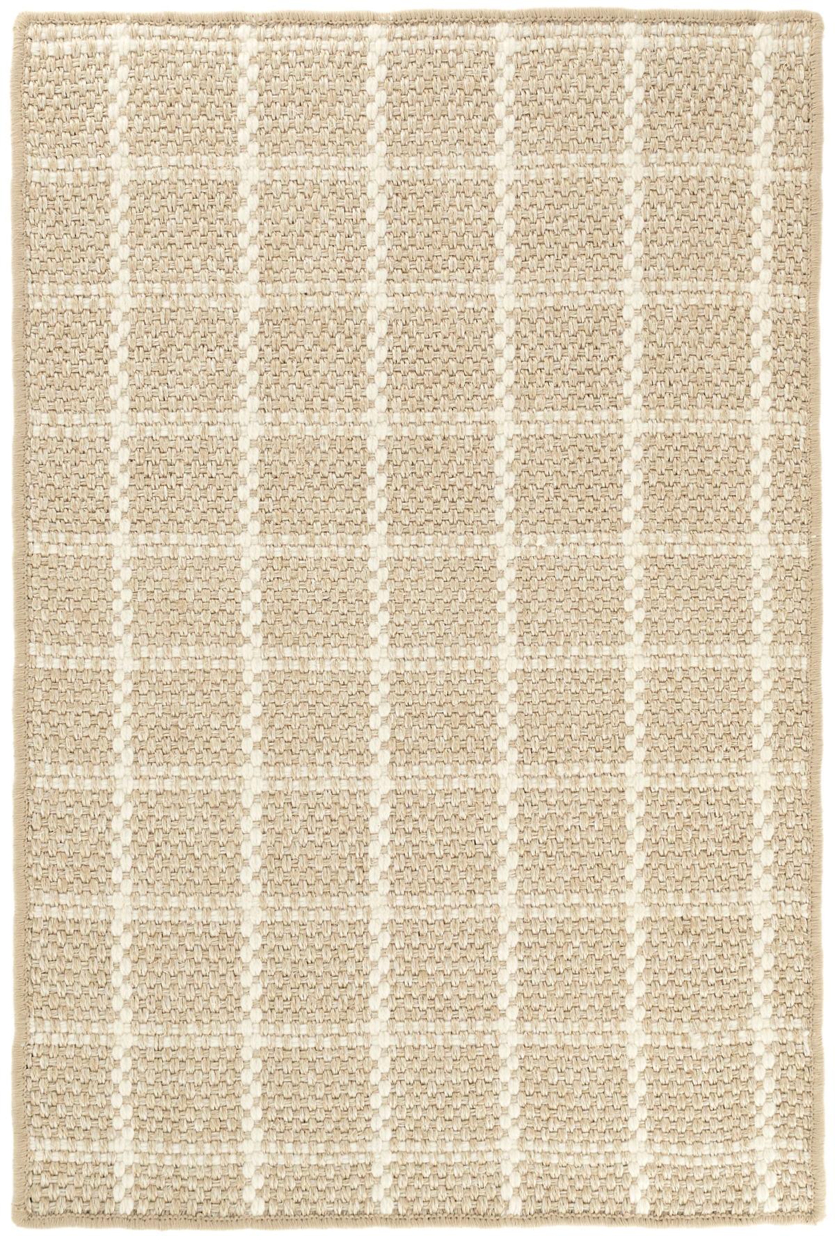 Framework Wheat Woven Sisal Rug