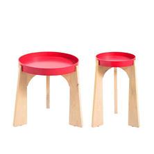Fuchsia Modular Side Table