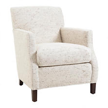 Travertine Chenille Ashford Chair