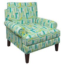Geo Green Easton Chair
