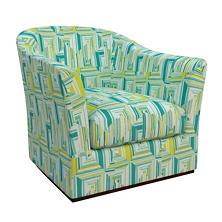 Geo Green Thunderbird Swivel Chair