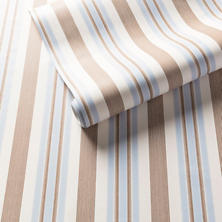 Georgina Stripe Pale Blue Wallpaper