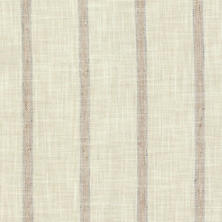 Glendale Stripe Natural/Grey Indoor/Outdoor Fabric