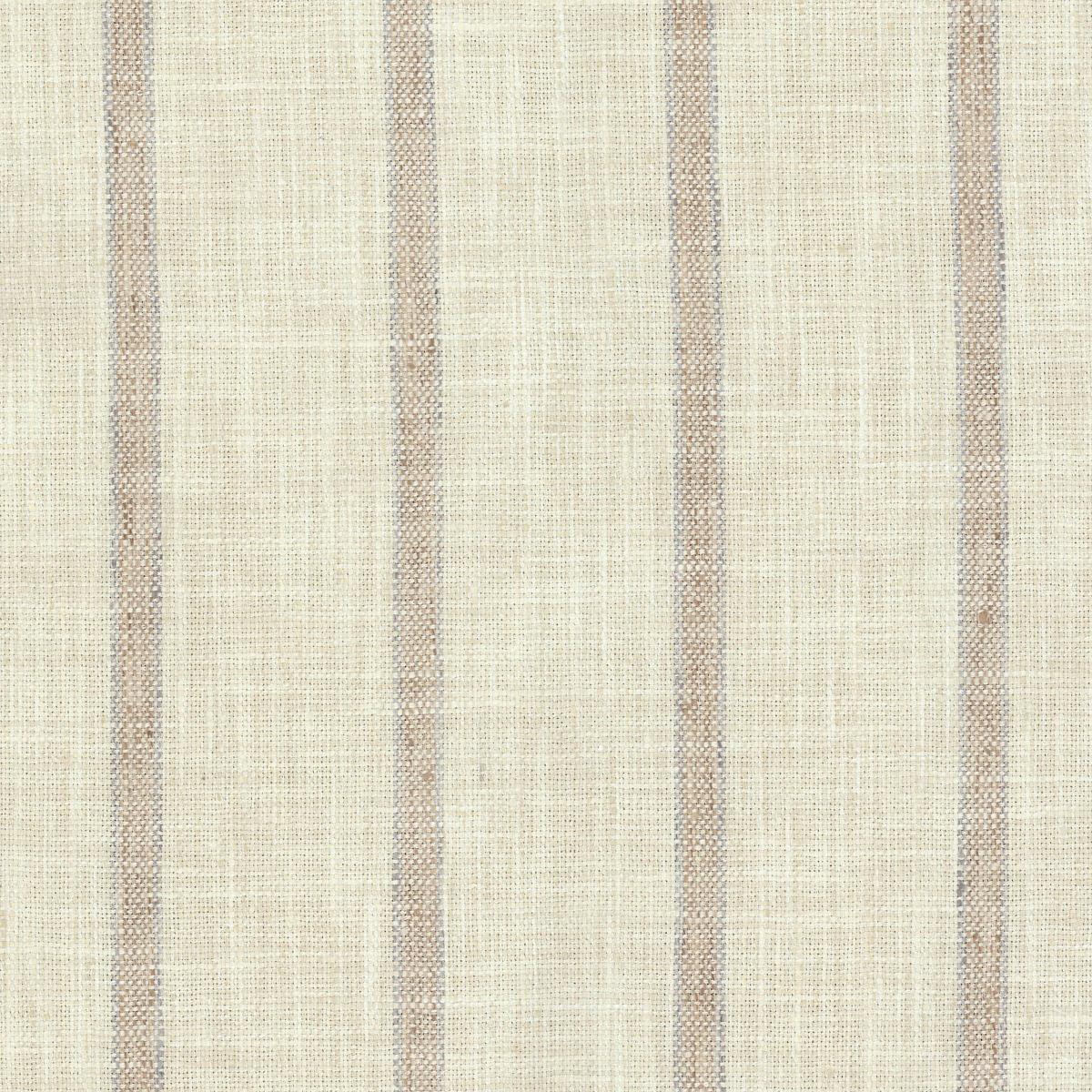 Glendale Stripe Natural/Grey Indoor/Outdoor Fabric