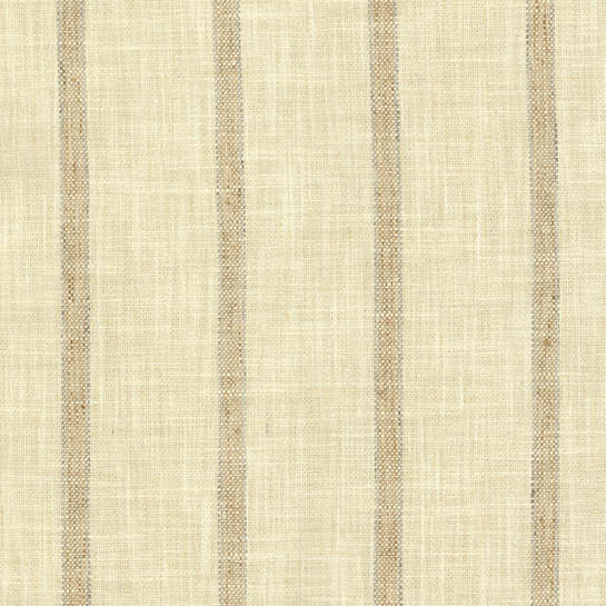 Glendale Stripe Natural/Grey Swatch