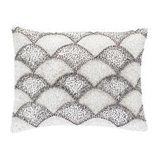 Glitz Embroidered Decorative Pillow