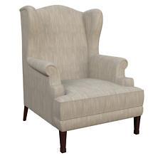 Graduate Linen Lismore Chair